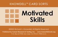 Motivated Skills Card Sort